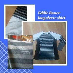 Eddie bauer  longsleeve  shirt